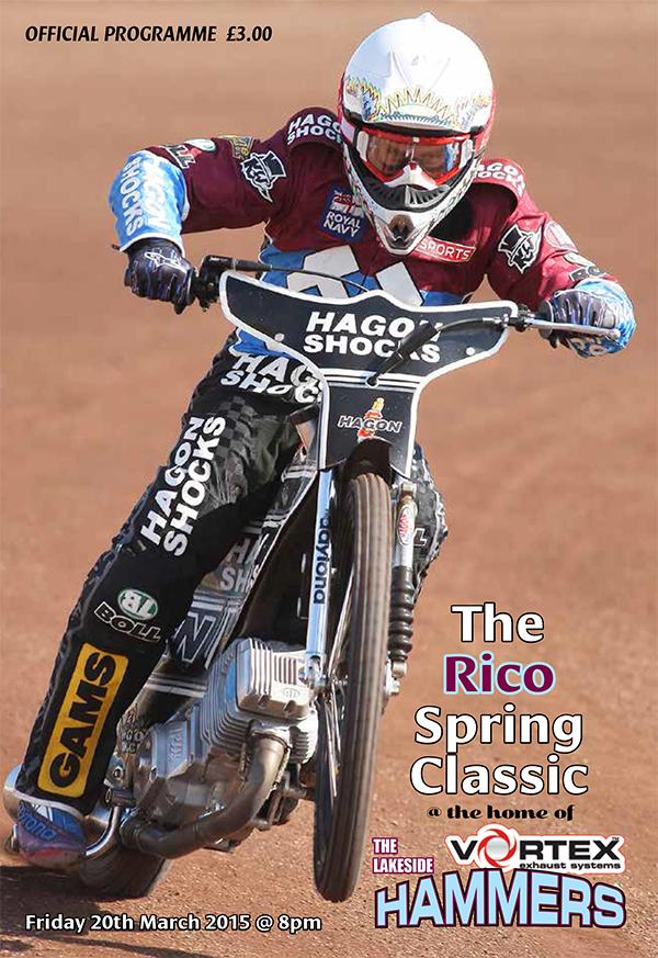 Remembering-Rico-programme