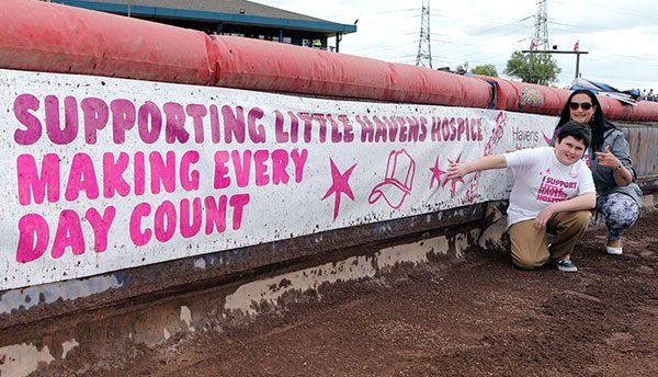 Lakeside Hammers_ Havens Hospice_Making every point count