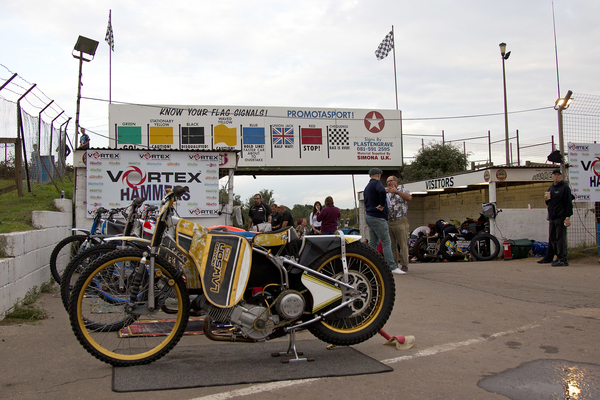 The Lakeside Hammers Pits
