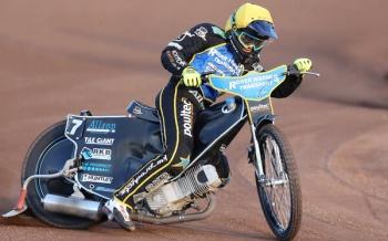 Lewis rides in Ben Fund
