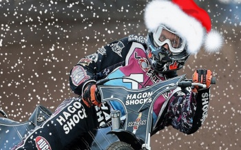 Happy Hammers Christmas