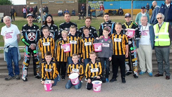 Lakeside Hammers Speedway Community programme_Charity