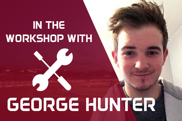 George Hunter_ Lakeside Hammers Speedway