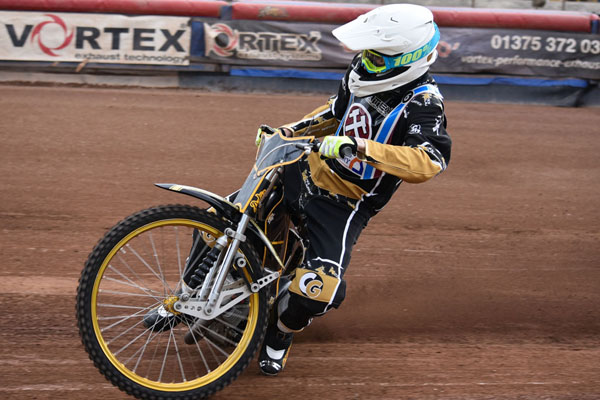 Nick Laurence_Lakeside Hammers Speedway