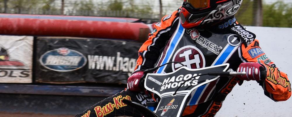 Lakeside Hammers Speedway Racebib Sponsorship