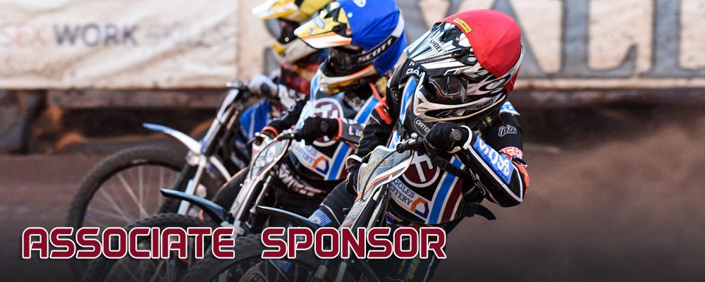 Lakeside Hammers Speedway_Sponsorship and advertising_Associate Sponsor