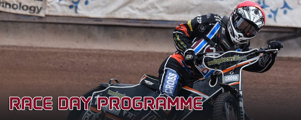 Lakeside Hammers Speedway_Sponsorship and advertising_Race day programme