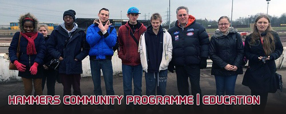 Lakeside Hammers Community Programme_Education