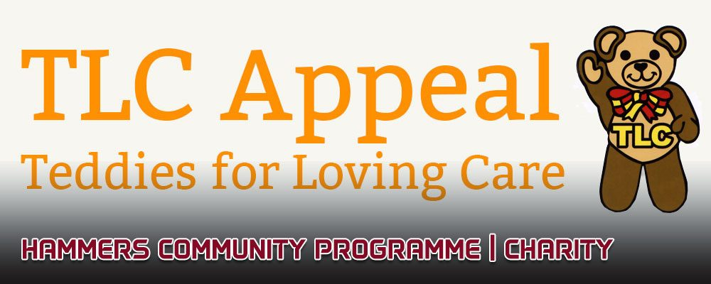 Lakeside Hammers Community Programme_Charity_TLC Appeal