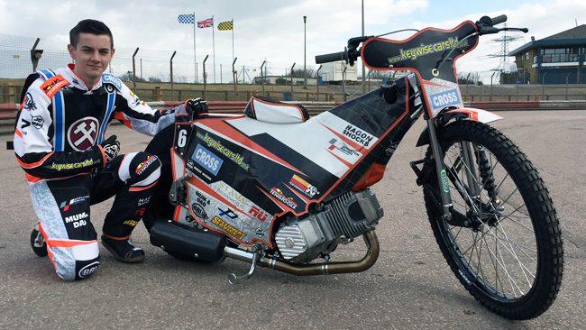 Zach Wajtknecht_Lakeside Hammers Speedway team1