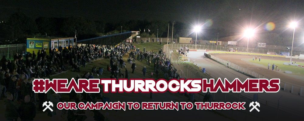 We are Thurrocks Hammers